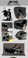 Batman Arkham Stupidity by Raax-theIceWarrior