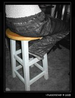 The Stool by hutsonlover