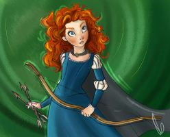 Merida by Fruube