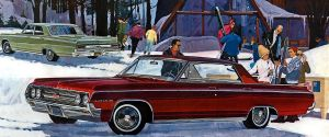 After the age of chrome and fins: 1964 oldsmobile by Peterhoff3