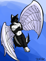 Furries give you wings! by Vent-Kazemaru