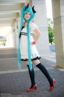 Vocaloid: With Our Eyes Wide Open by LolliSarahBoo