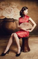 Qipao 02 by flyingwind66