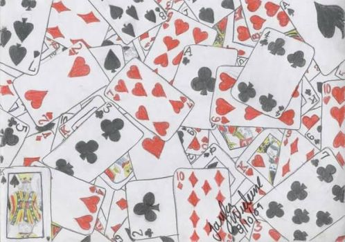 54 Cards by TaylorMarie1990