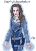 Flash: The Cold Never Bothered Her Anyway by SnowFright