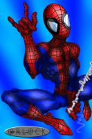 Another Spider-Man by Orlock