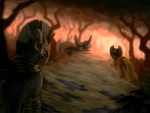At Zecora's Glade - Part 3 by AssasinMonkey