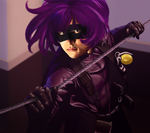 Hit Girl by Nouin
