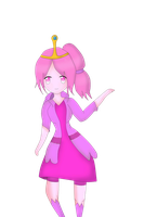 Princess Bubblegum: What Was Missing by kawaiigirl300