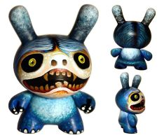 Yeti Dunny by bryancollins