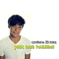 Pack Louis tomlinson by saritex