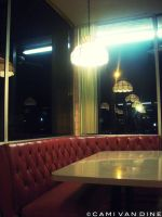 Empty Diner by standbymecv
