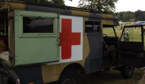 Land Rover Military Ambulance 3 by Dan-S-T