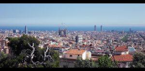 Postcards from Barcelona 09 by JCapela