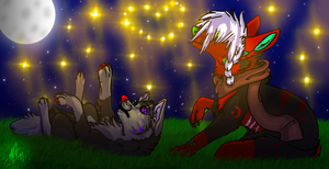 :Redo: Fireflies by SickAede