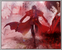 Hellsing Wallpaper by crystalcleargfx