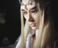 Thranduil handmade BJD by the-ALEF