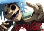 Return of Gorillaz by Hone-Jasere