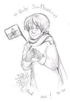 APH: Baby Sunflower by arafel