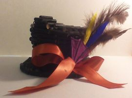 Mini Paper Tophat by Calicosa