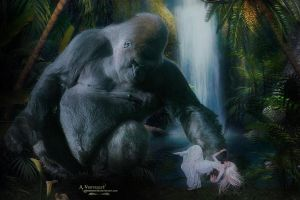 King Kong 1 by annemaria48