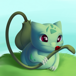 Bulbasaur by AilaTF