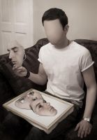 Face on. Face off by DomMcCann