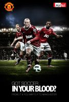 Airtel Soccer by kgenextreme