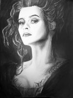 Mrs. Lovett by T00xicpanda