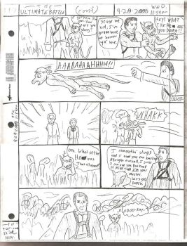 THE ULTIMATE BATTLE pg.197 by DW13-COMICS