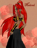 Neicoi - The Desert Rose by the-gh0st-0f-y0u