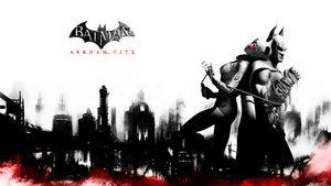 batman arkham city Wallpaper by legendasfp