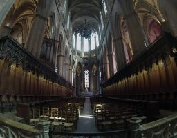 Empty Pews by organicvision