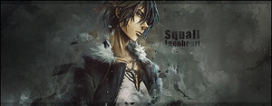 Squall Leonheart Sig by d0bch0