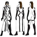 Uncanny X-force Vol 2 Lady Fantomex by anklesnsocks