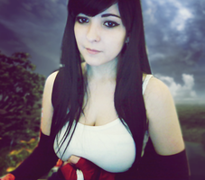 Tifa Lockhart Cosplay by Dragunova-Cosplay