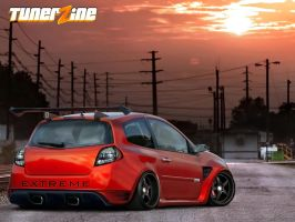 clio sport extreme by ROOF01