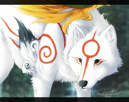 Amaterasu by iPhysik