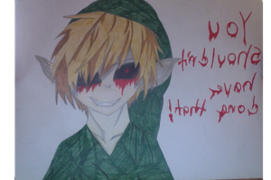 Ben Drowned by Lawlietlovescake99