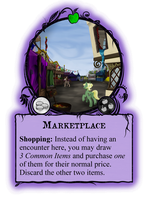 Marketplace - Gameboard by Konsumo