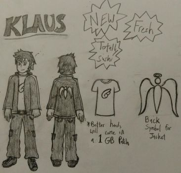 New (but not super) Klaus design! by AngelOfInflation
