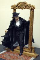 Phantom of the Opera finished custom figure Mirror by Shan-Lan