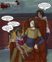 WaM - Family Time by liliy