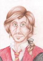 Young Remus. by WildflowerTheWarrior