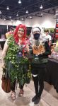 kakashi and poison ivy again XD by theliondemon-kaimra