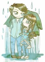 Rainy day by Danielle-chan
