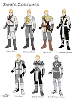 Zane Costume design by joshuad17
