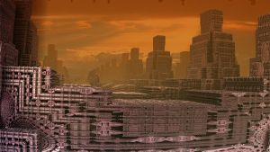 THE CITY by Topas2012