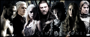 Game of Thrones banner 1 by pikeman1