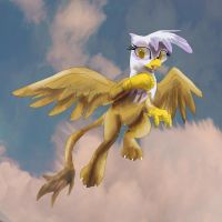 Gilda by SuperRobotRainbowPig
